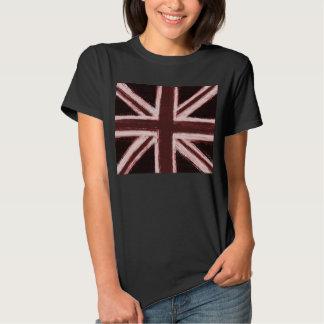 THE UNION JACK,UNITED KINGDOM,UK T SHIRT