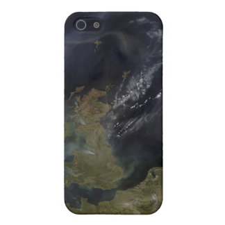 The United Kingdom and the Republic of Ireland iPhone 5/5S Case