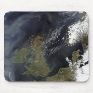 The United Kingdom and the Republic of Ireland Mouse Pad