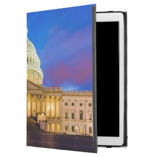 """The United States Capitol at blue hour iPad Pro 12.9"""" Case"""