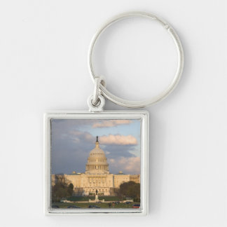 The United States Capitol Building in Keychains