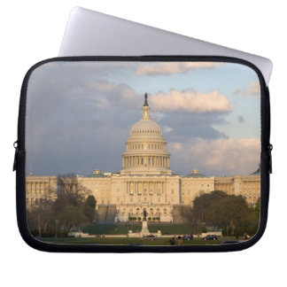 The United States Capitol Building in Laptop Computer Sleeve