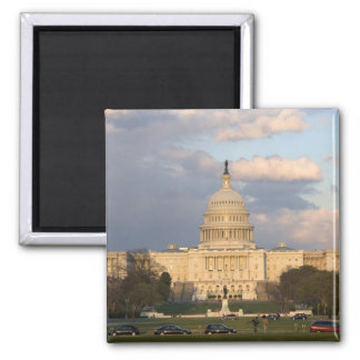 The United States Capitol Building in Magnet