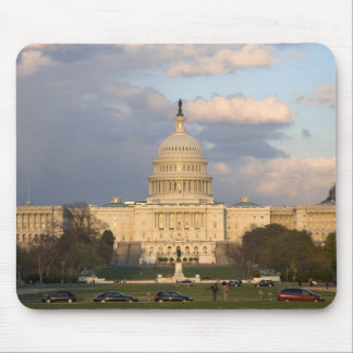 The United States Capitol Building in Mouse Mat