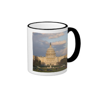 The United States Capitol Building in Coffee Mug
