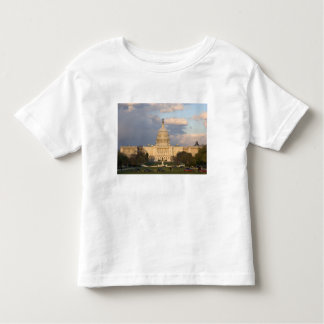 The United States Capitol Building in Toddler T-Shirt