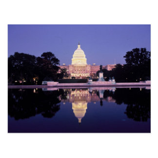 The United States Capitol, Washington, D. C. Postcard