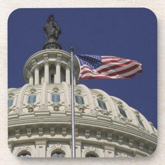 The United States Capitol Washington DC Drink Coasters