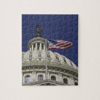 The United States Capitol, Washington, DC Jigsaw Puzzles