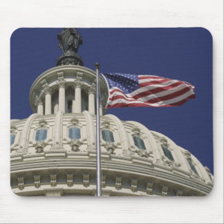 The United States Capitol, Washington, DC Mouse Pad