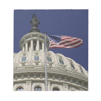 The United States Capitol, Washington, DC Notepad