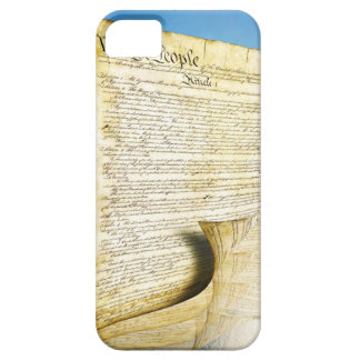 The United States Constitution Above the Earth Barely There iPhone 5 Case