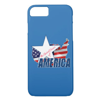 The United States Of America 4th of July iPhone 8/7 Case