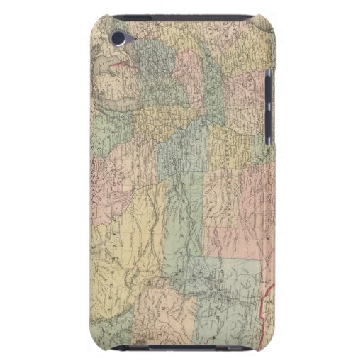 The United States of America Barely There iPod Case
