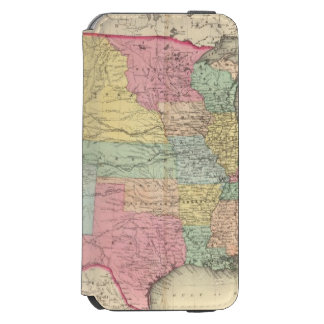 The United States Of America Incipio Watson™ iPhone 6 Wallet Case