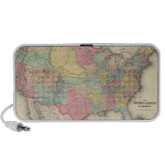 The United States Of America iPhone Speakers