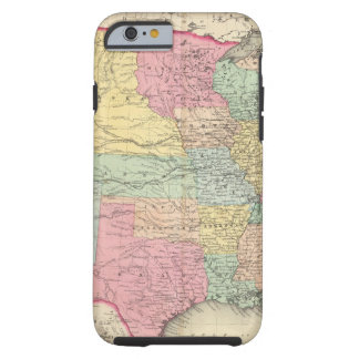 The United States Of America Tough iPhone 6 Case