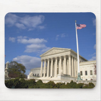 The United States Supreme Court Building in Mouse Pad