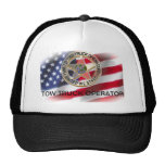 The United Tow Truck Operators American Hat