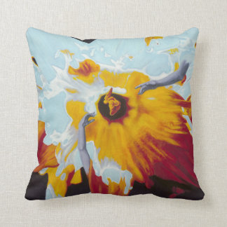 The Universe as a Daffodil Pillow