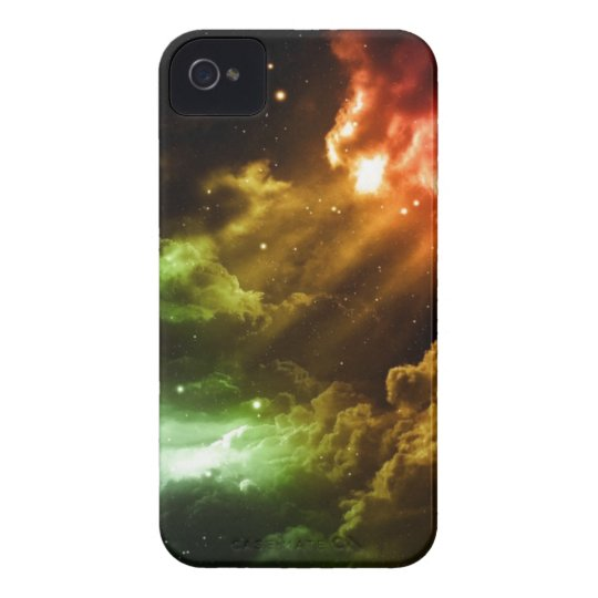 The Universe Awakes Case-Mate iPhone 4 Case