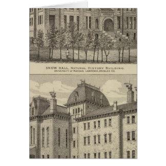 The University of Kansas Greeting Card