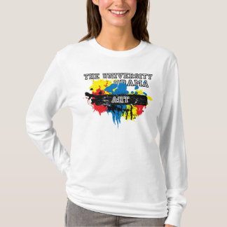 The University of Obama Art Dept. T-Shirt