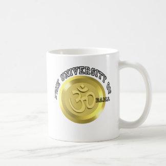 The University of Obama Basic White Mug