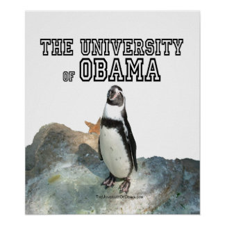 The University of Obama Zoology Dept Poster