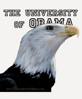 The University of Obama Zoology Dept. Tee Shirts