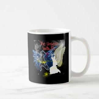 THE UNSEEN WAR DK COFFEE MUG