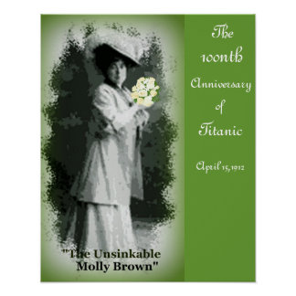 """The Unsinkable Molly Brown"" Poster"