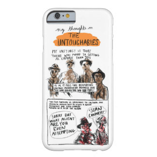 The Untouchables Barely There iPhone 6 Case