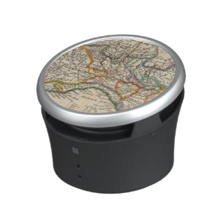 The upper part of Italy Bluetooth Speaker