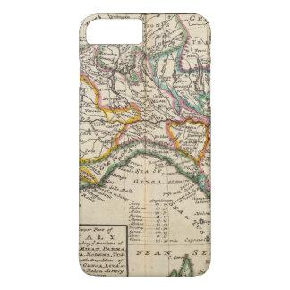 The upper part of Italy iPhone 8 Plus/7 Plus Case