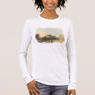 The Upper Ward, Windsor Castle, from 'Royal Reside Long Sleeve T-Shirt