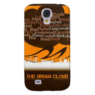 The Urban Cloud Galaxy S4 Cover