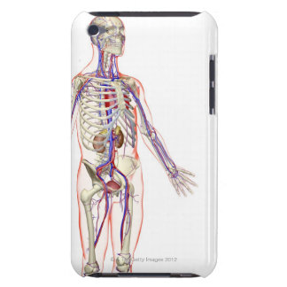 The Urinary System 2 iPod Touch Case-Mate Case
