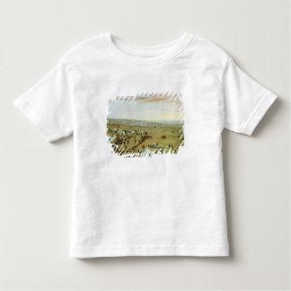 The Uruguaiana Camp, Rio Grande, Brazil, 1865 (oil Toddler T-Shirt