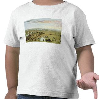 The Uruguaiana Camp, Rio Grande, Brazil, 1865 (oil T Shirt