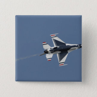 The US Air Force Thunderbirds 15 Cm Square Badge