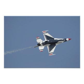 The US Air Force Thunderbirds Photo Print
