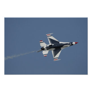 The US Air Force Thunderbirds Poster