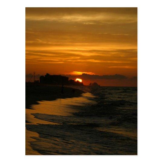 The USA - Alabama - GULF Shores Postcard