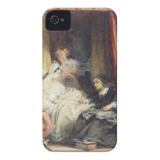 The Use of Tears, 1827 (w/c and bodycolour over gr iPhone 4 Case-Mate Case