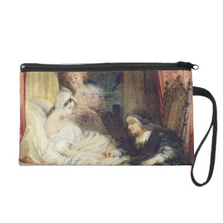 The Use of Tears, 1827 (w/c and bodycolour over gr Wristlet Clutch