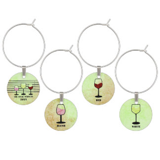 The Usual Suspects, Funny Wine Charm