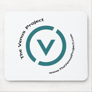 The V Mouse Pad