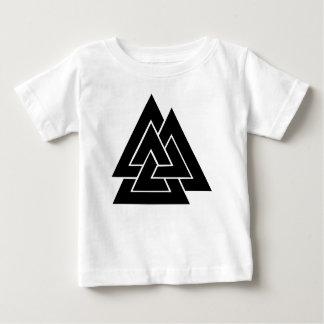The Valknut Baby T-Shirt