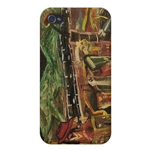 THE VALLEY CASE FOR iPhone 4